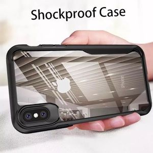 Shockproof Armor Case For iPhone X  and XR